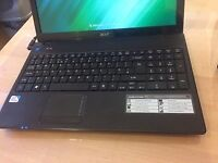 Acer Aspire 5742z 15.6 Laptop Genuine windows 10, 6gb ram, Office installed