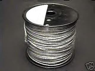 braided wire 500 ft/ROLL # 8