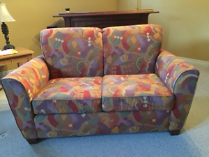 Sofa and Love seat - excellent condition