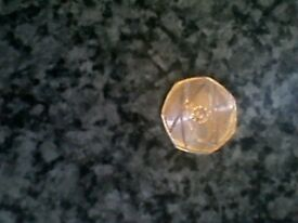 Sir Isaac Newton 50 p coin UK coin hunt