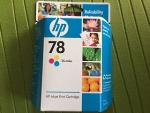 HP Color Printer Ink Cartridge