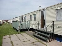 8 BERTH CARAVAN ON LYONS ROBINHOOD HOLIDAY PARK TO LET/RENT/HIRE