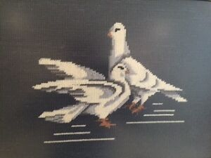Needle Point Doves London Ontario image 2