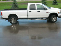 2008 Dodge Power Ram 3500 Pickup Truck crew cab Longbox