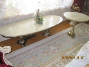 Ornate Marble Furiture