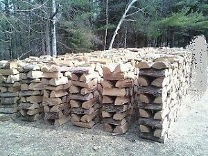 Seasoned/Dry Hardwood Firewood