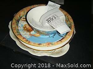 Vintage Plates And More A