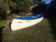 Canoe for sale Horsley Wollongong Area Preview