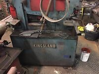Kingsland metal worker