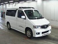 MAZDA BONGO Friendee Aero NEW SHAPE AUTO ELEVATING ROOF V6