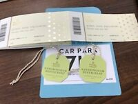 2 x Hosptality tickets for Ladies Day Thursday 22nd June Queen Anne Enclosure