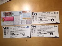 3 Adult Carfest South Tickets - Sunday 26th August