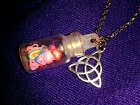 charmed inspired necklace