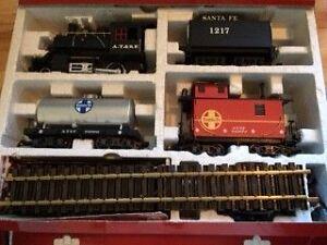 Train électrique LGB
