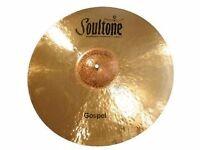 "16"" Soultone Gospel crash - £100"
