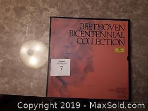 LP Records Beethoven