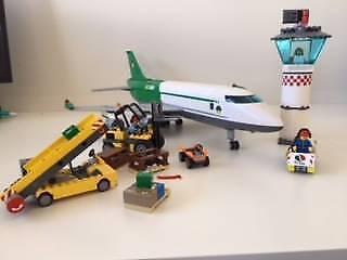 LEGO CITY CARGO TERMINAL 60022 RRP $280
