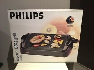 Philips Electric Indoor/Outdoor BBQ Grill