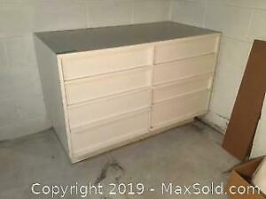 8 Drawer Storage Unit