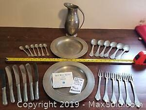 1692 Port Royal cutlery set