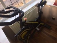 Exercise Spin Bike for Sale - Condition as New