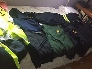 USED FLEMING COLLEGE PARAMEDIC UNIFORMS