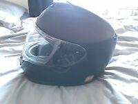 "Motorcyle Helmet ""Shoei Qwest"""