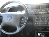 1999 Volkswagen Jetta Sedan Wolfsburg Edition