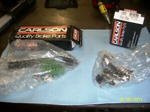 New  Carlson Quality Brake hardware in boxes over 1200 pieces