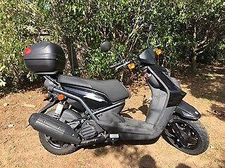 2014 Yamaha BeeWee 125cc