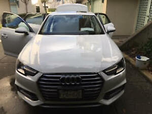 2018 Audi A4  lease takeover. only 508/Month
