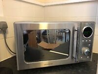 NEARLY NEW MICROWAVE FOR SALE