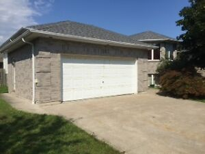 Furnished or Unfurnished House for Rent in Windsor /LaSalle Area