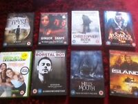 x8 DVD Bundle - In Excellent Condition £5 the lot