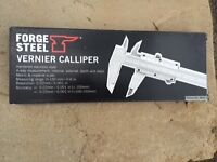 Forge steel calliper
