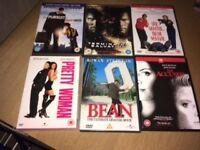 DVD COLLECTION EXCELLENT CONDITION CAN BE SOLD INDIVIDUAL
