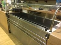 MOFFAT Commercial Hot Cupboard - Bain Marie