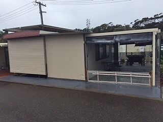 Jayco cabin with aliminum annex and carport sleeps 6/8 Ulladulla Shoalhaven Area Preview