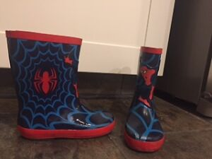 Spiderman Rubber boots