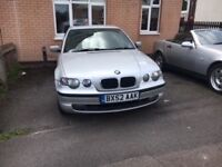 BMW 318 TI SE Compact for sale