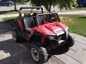 Peg Perego RZR Side by Side For Sale