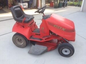 Cox Ride On Mower Paynesville East Gippsland Preview