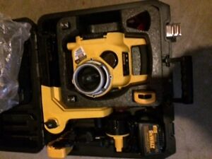 Dewalt Rotary Laser complete with case Cornwall Ontario image 2