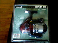 CRANE SPORTS CS400FD ALL ROUND FISHING REEL BRAND NEW IN SEALED PACKAGE