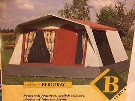 CABANON Bergerac tent.