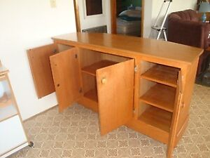 mid-Fifities style cabinets