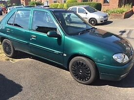 Citroen Saxo Desire 1.1 Petrol 2000