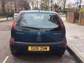 Vauxhall Corsa 1.2 i 16v Comfort Easytronic 5dr
