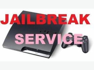 service  jailbreaker vos PS3 4.81 CEX - DEX