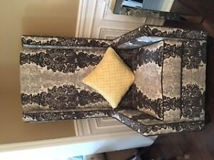 2 Wing Back Chairs - Never Used